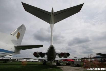 State Aviation Museum Ukraine Kiev Ilyushin Il-62