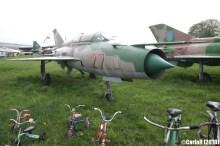 State Aviation Museum Ukraine Kiev MiG-21