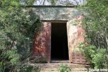 Quick Reaction Alert QRA Nuclear Atomic Weapons Pershing Warhead Storage Waldstetten Schwabisch Gmund US 41st Field Artillery Germany Abandoned Bunker