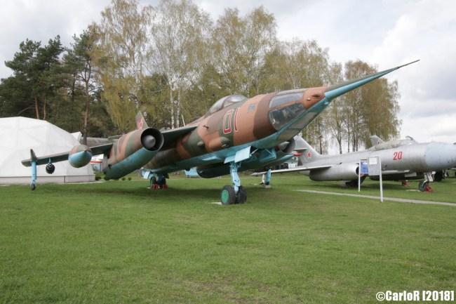 Museum of Aviation Technology Minsk Air Museum Yakovlev Yak-28