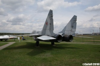 Museum of Aviation Technology Minsk Air Museum MiG-29