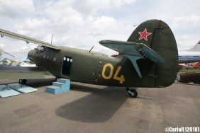 Museum of Aviation Technology Minsk Air Museum Antonov An-2