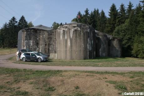 Stachelberg Fort Czech Republic