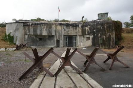Hurka Fort Czech Republic