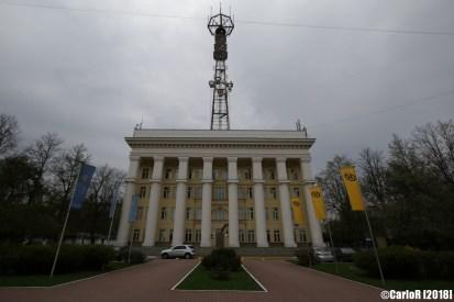 Minsk City Center Television Center Belarus