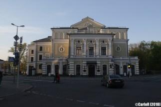 Minsk Belarus Theater