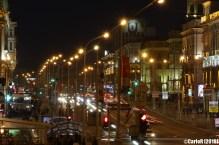 Minsk Belarus Worlds Longest Boulevard