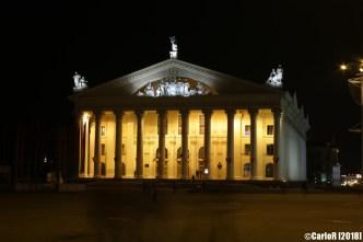 Minsk Belarus Trade Union's Culture Palace