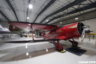 Lone Star Flight Museum Staggerwing