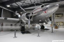 Lone Star Flight Museum DC-3