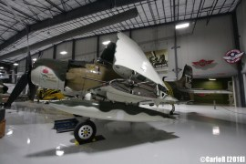 Lone Star Flight Museum Skyraider