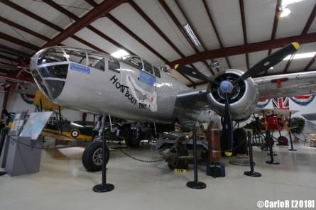 Cavanaugh Flight Museum Mitchell