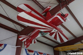 Cavanaugh Flight Museum Pitts