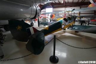 Cavanaugh Flight Museum Tiger Moth