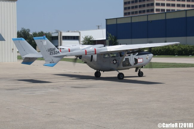 Cavanaugh Flight Museum Skymaster