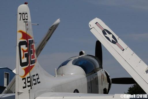 Cavanaugh Flight Museum Skyraider