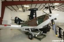 Cavanaugh Flight Museum Spitfire