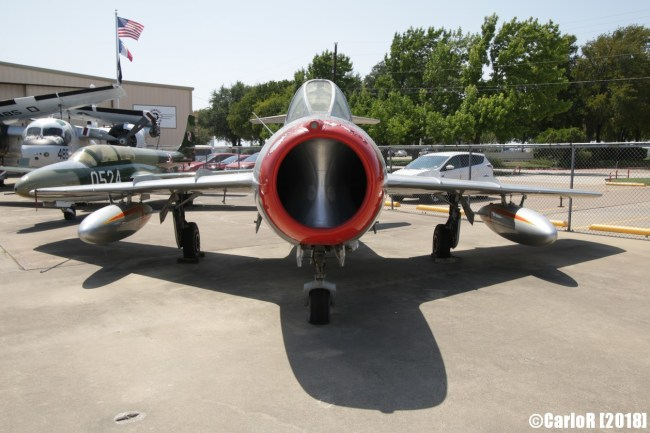 Cavanaugh Flight Museum MiG-15