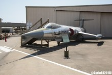 Cavanaugh Flight Museum Starfighter