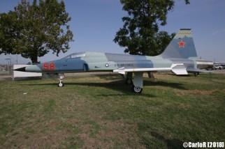 Fort Worth Aviation Museum Tiger