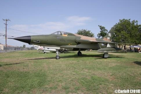 Fort Worth Aviation Museum Thunderchief