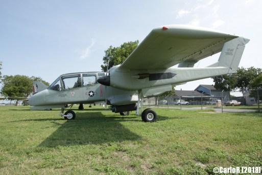 Fort Worth Aviation Museum Bronco