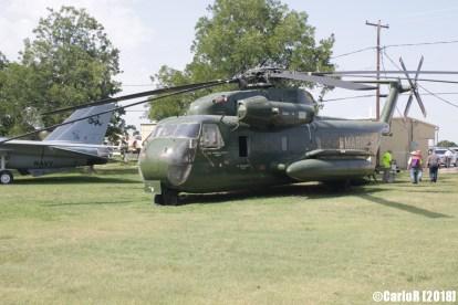 Fort Worth Aviation Museum Sea Stallion