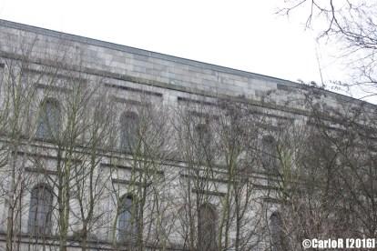 Nuremberg Nazi Congress Hall Zeppelin Field