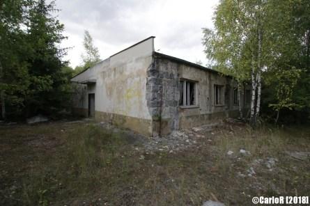 Dobris Soviet SAM Missile Base Czech Abandoned VEGA SA-5B