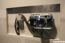 Sixth Floor Museum Dallas Kennedy Assassination Oswald Camera
