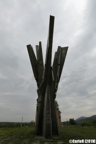 OstraSerbiaTitoYugoslaviaCommunistMonument