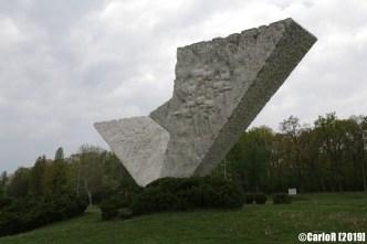 KragujevacSerbiaTitoYugoslaviaCommunistMonument