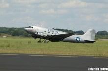 Jagel Spotterday 2019 70th Anniversary Berlin Airlift Douglas C-47B ChalAir F-AZOX