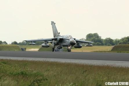 Jagel Spotterday 2019 Tornado ECR 46+35 Luftwaffe