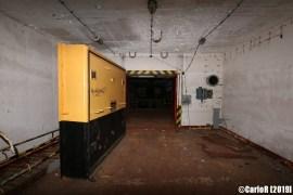 Abandoned Soviet Nuclear Warhead Bunker Stolzenhain Objekt 4000 East Germany