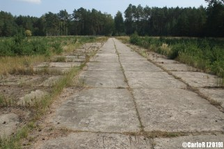 Abandoned Soviet Nuclear Warhead Bunker Lychen-2 Objekt 4001 East Germany