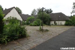 Joseph Goebbels Manor Nazi Leader Bogensee Wandlitz Hitler Present