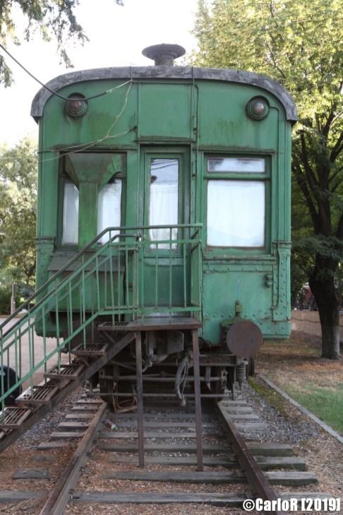 Joseph Stalin Museum Railway Car Gori Georgia Soviet Relic