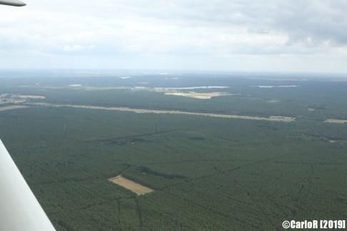Kleinköris Löpten Abandoned NVA Air Base East Germany (DDR) - Aerial View Picture Luftbild