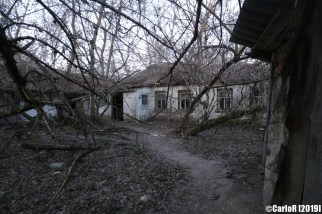 Zalissya Abandoned Village Town Contaminated Cold War Chernobyl Nuclear Power Plant Exclusion Zone Pripyat