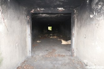 Papa Airbase Hungary Soviet Abandoned Airplanes Blast Deflector Weapons Shelter