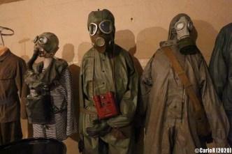 Podborsko Soviet Nuclear Bunker Warhead WMD Monolith Depot Poland Cold War Museum