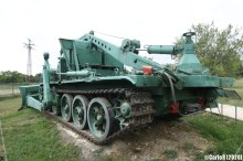 Military Park Soviet Weapons Zanka Balaton Haditechnikai Hungary