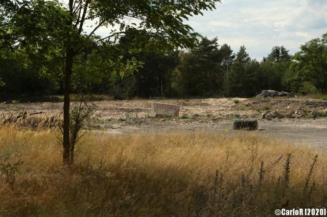Trzebien Pstraze Abandoned Soviet Base Bunker Granit