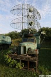 Komarom Fort Soviet Weapons Hungary