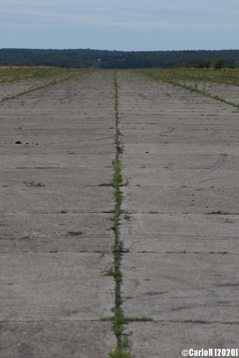 Chojna Abandoned Soviet Air Base Poland