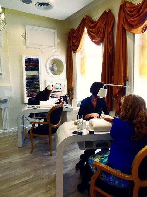 Salon Manichiura Pedichiura Nail Art Studio Cluj