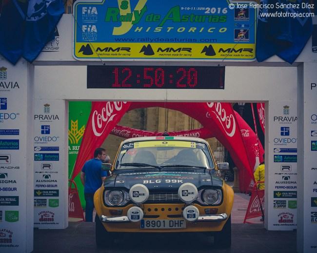 8 Rally Asturias histórico