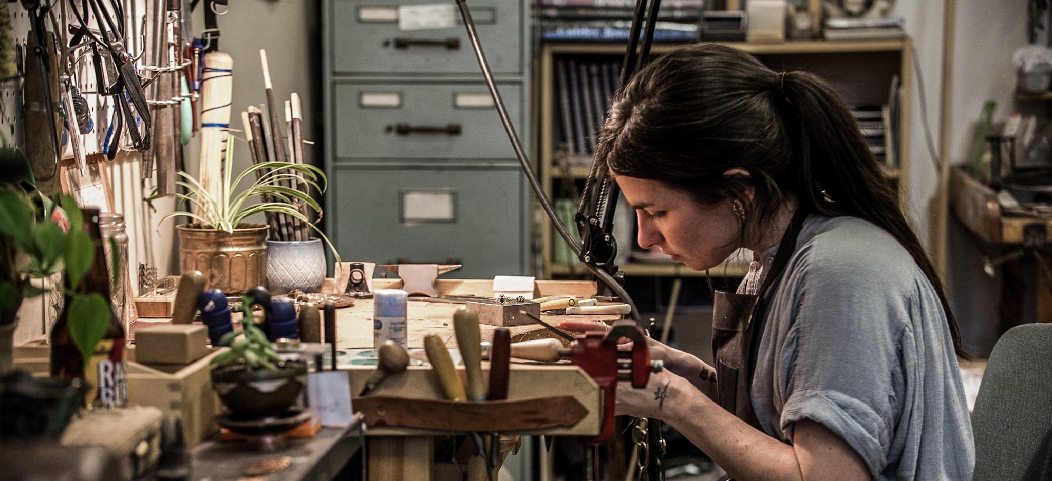 Sarah Sears Jewelry Designer Sigma ARTisans