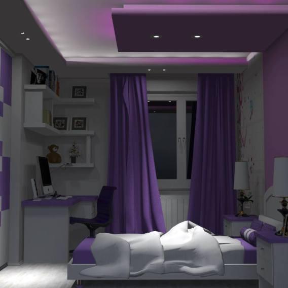 La Chambre à coucher pour Enfant de Sigma